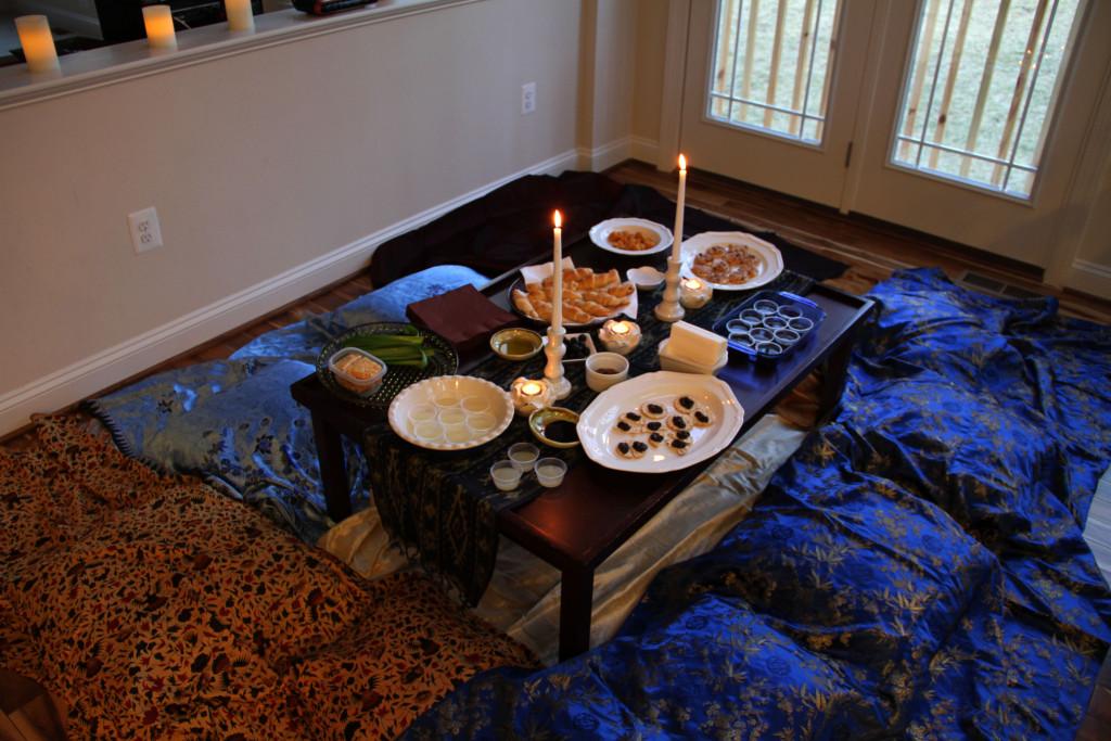 Easter Seder