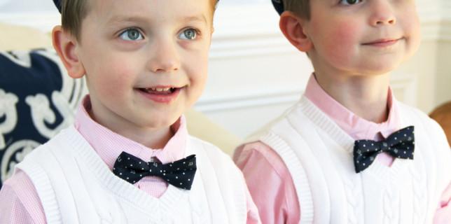 Easter boys