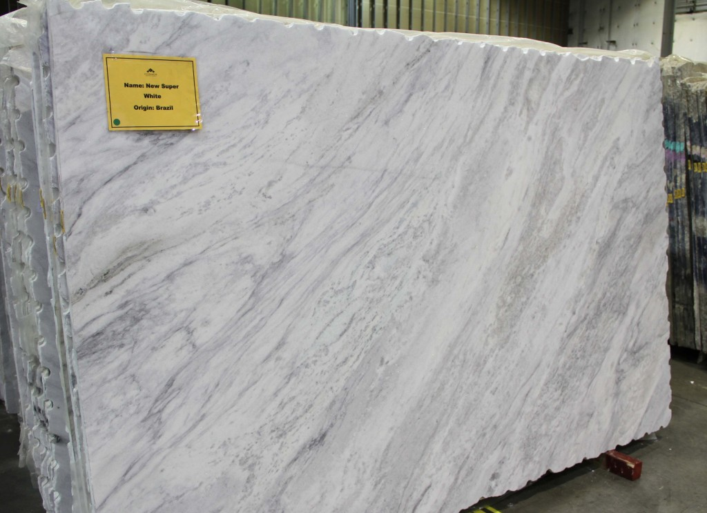 Granite 1 - New Super White