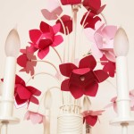 Flower Chandelier Project
