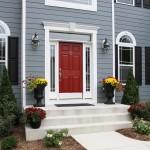 House Facade Reveal