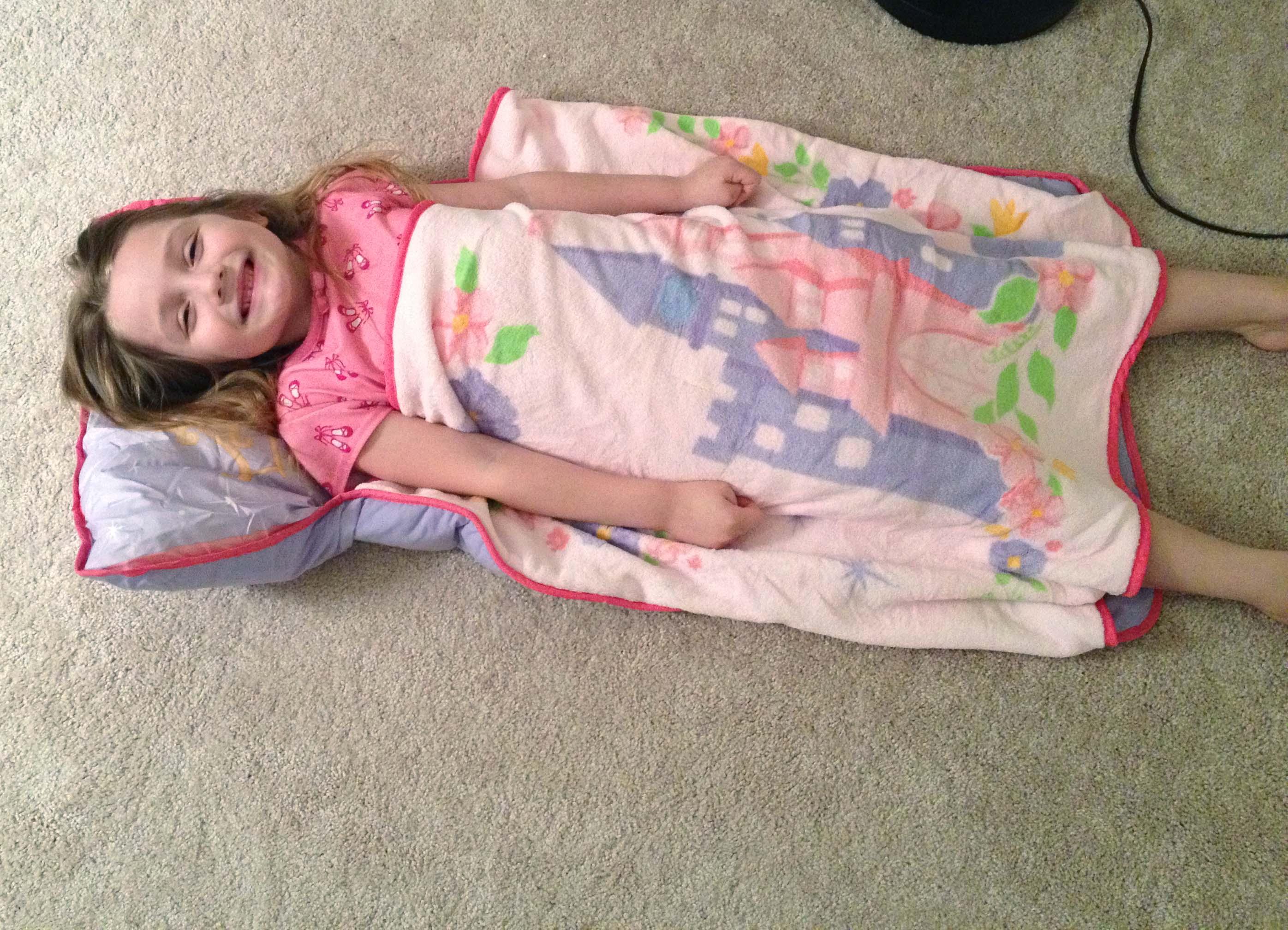 Kindergarten nap pad