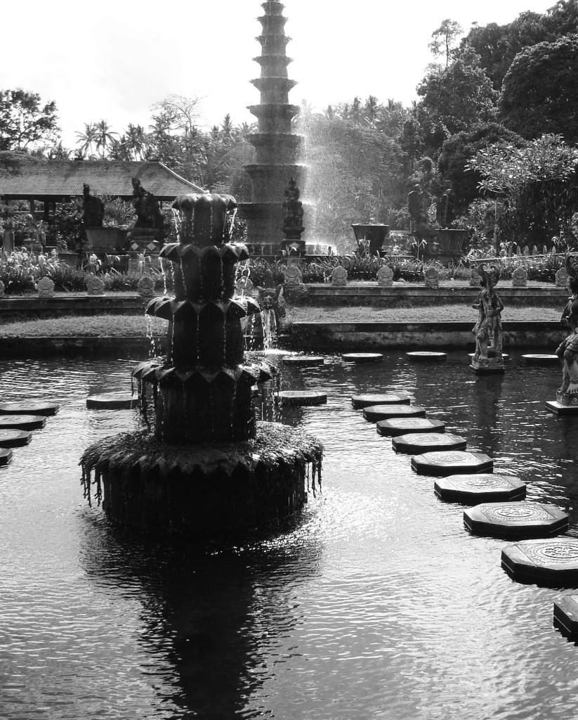 bali water garden fountain 2