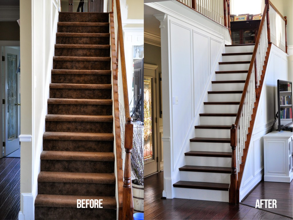 before & after stairs 1 copy