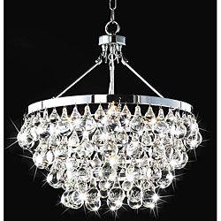 bling chandelier