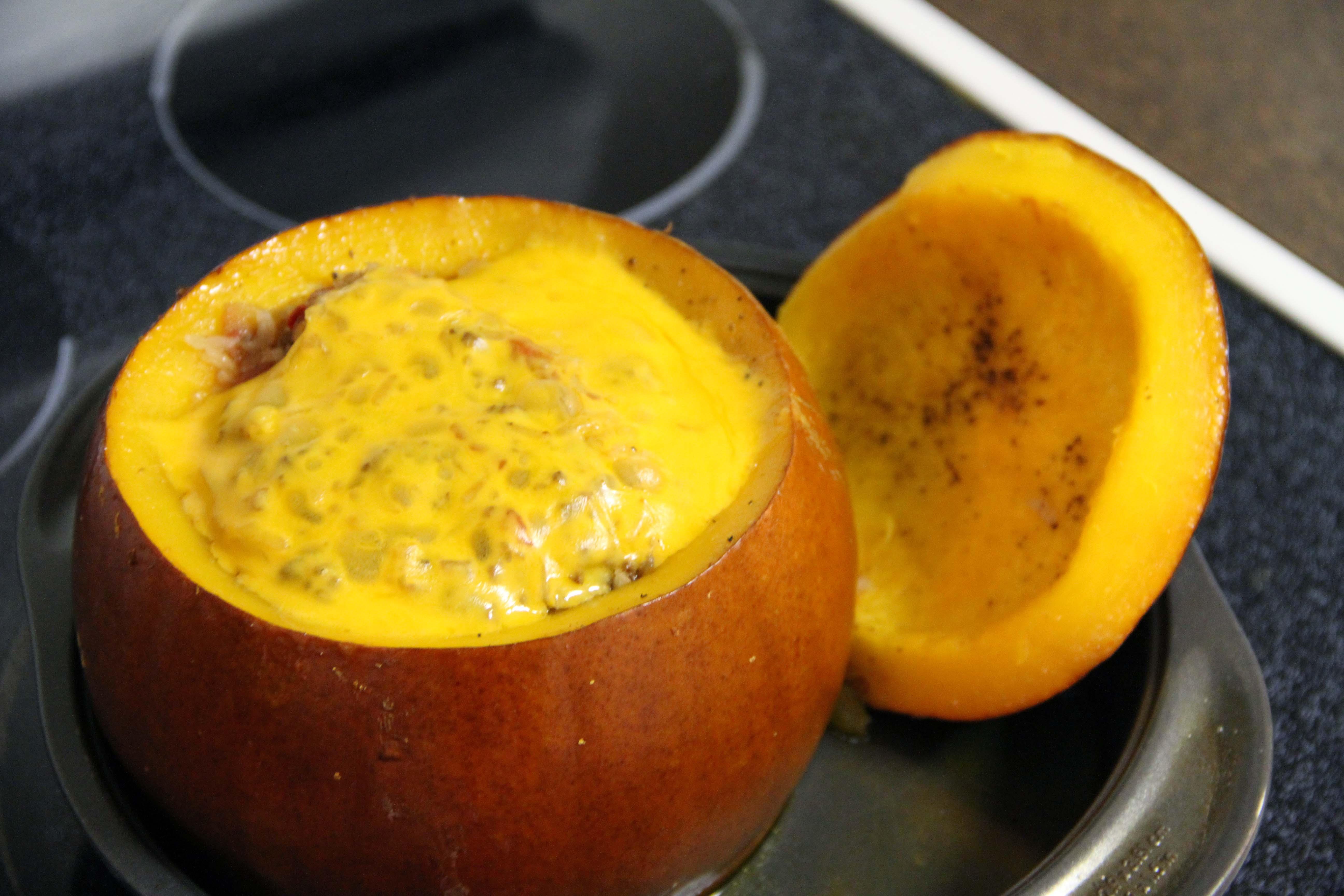 dinner pumpkin 5