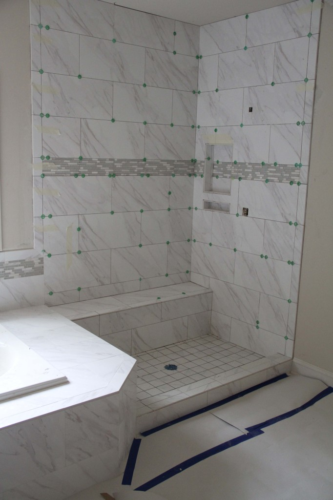 floor tile shower