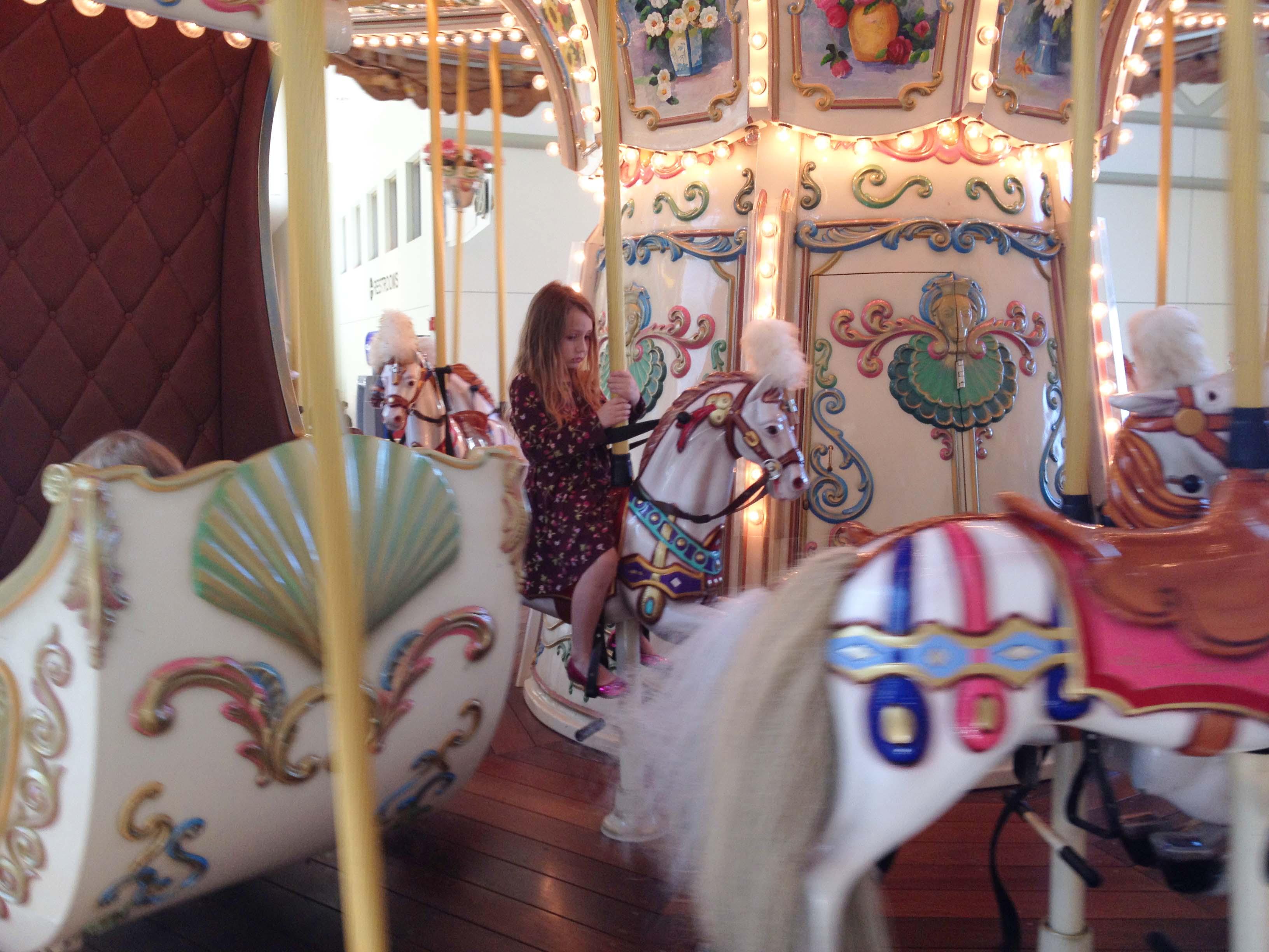 fluffy carousel 1