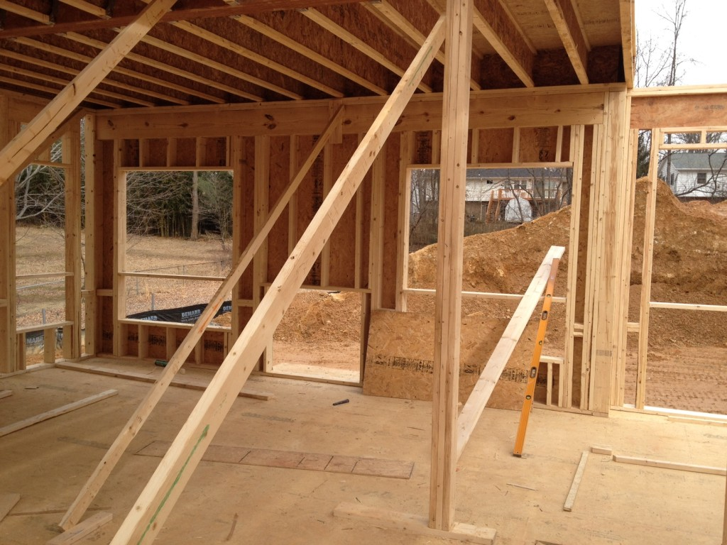 framing first level