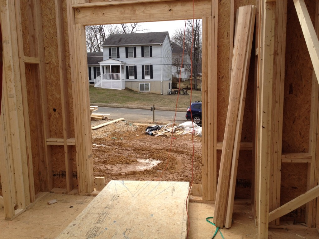 framing first level 2