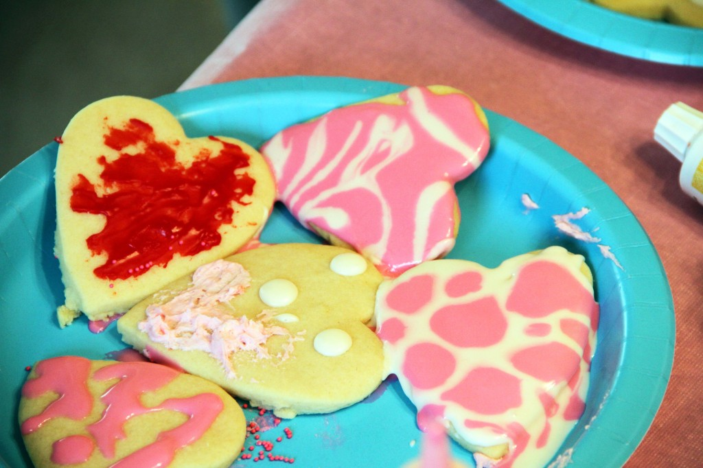 heart shaped cookies 3
