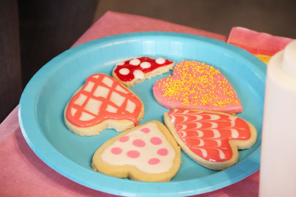 heart shaped cookies 4