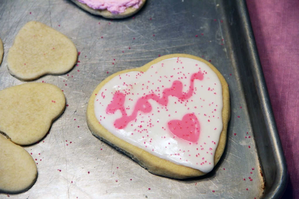 heart shaped cookies 6
