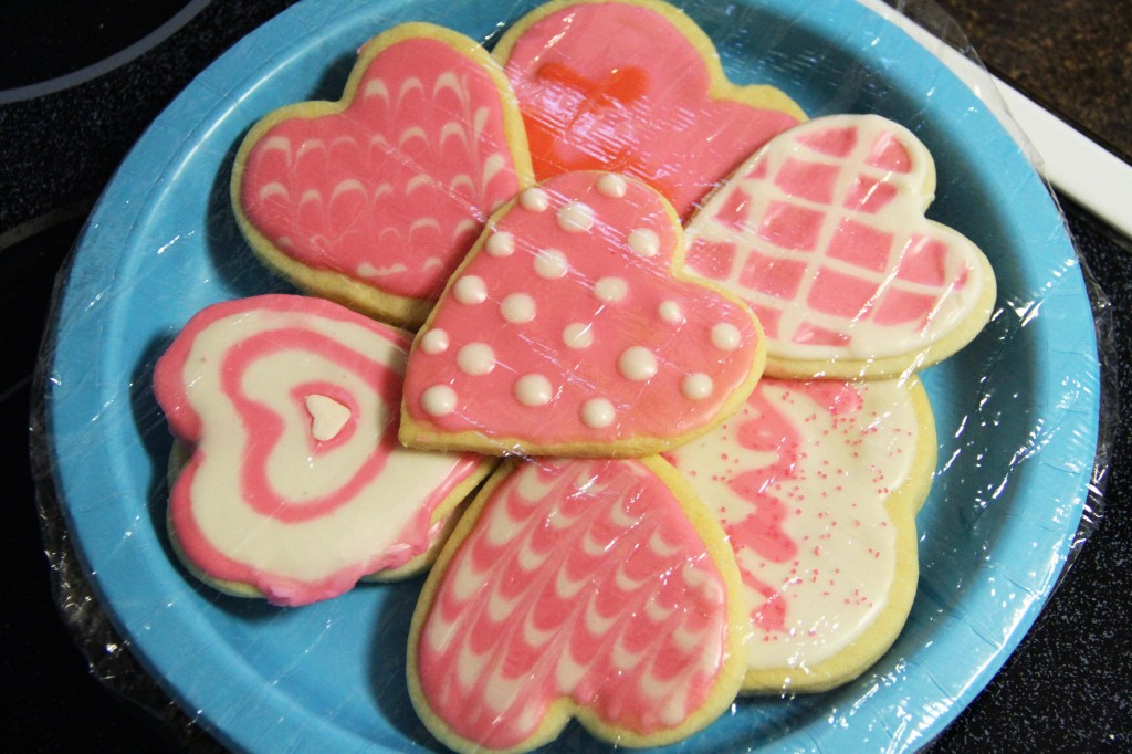 heart shaped cookies 7