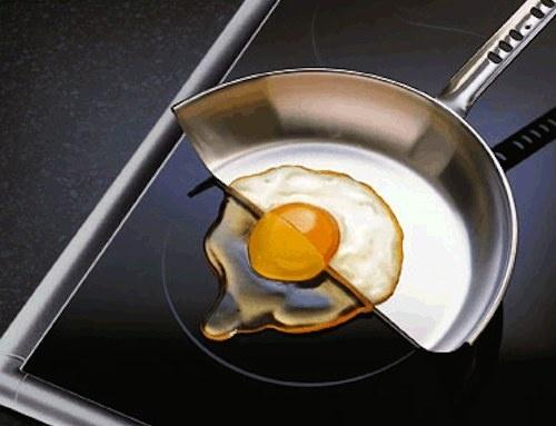 induction-egg