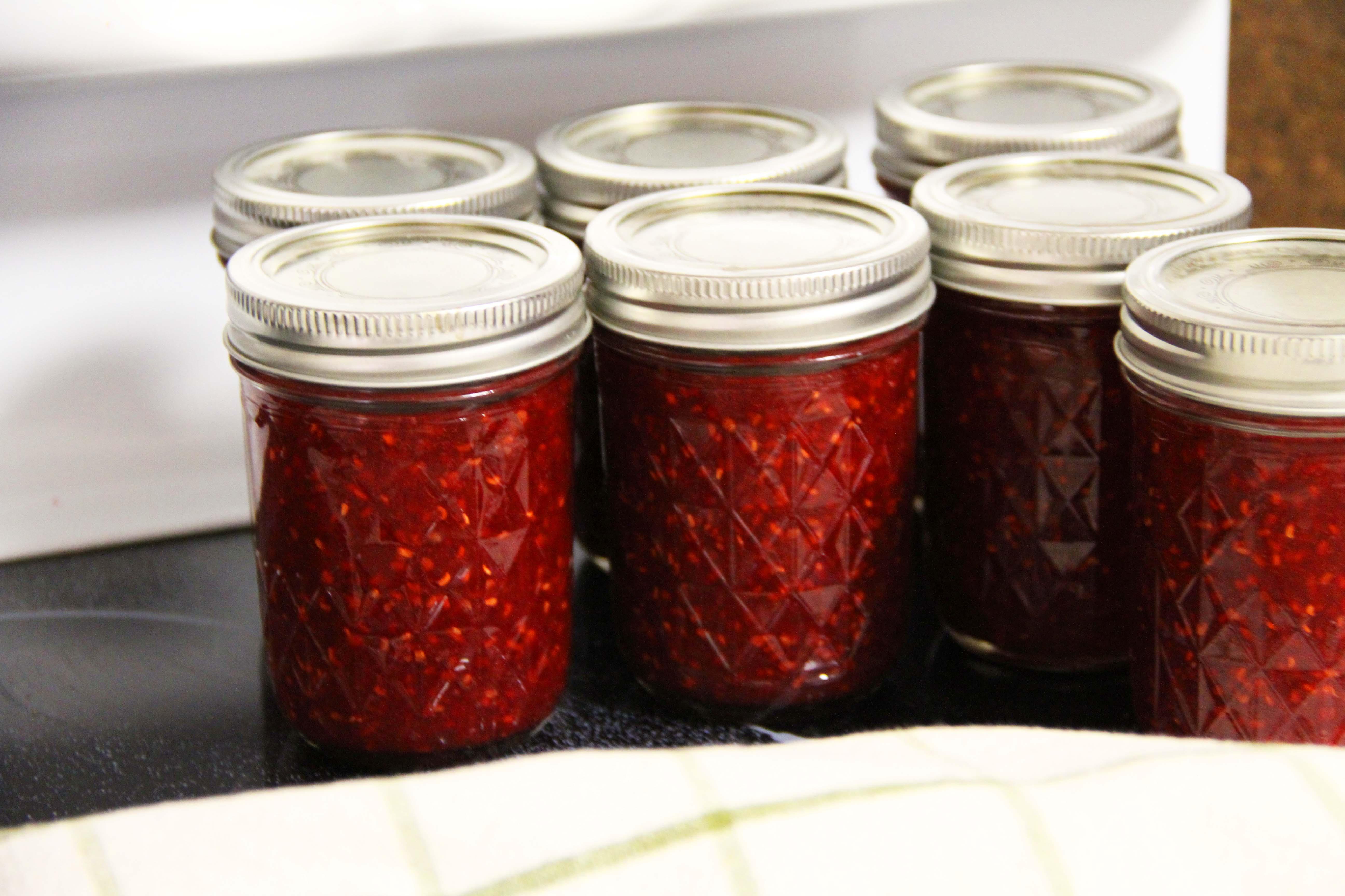 raspberry jam 7