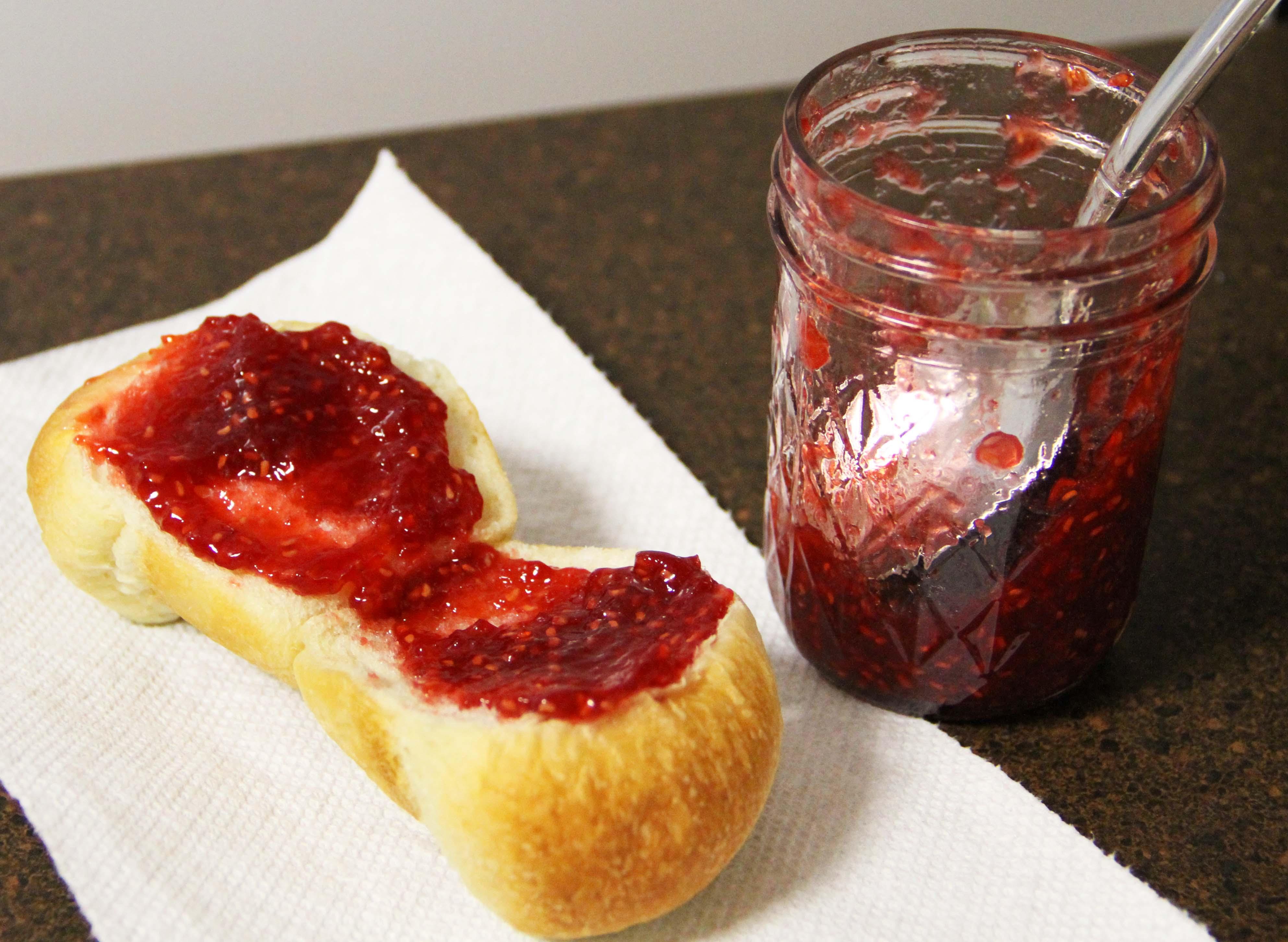 raspberry jam 8