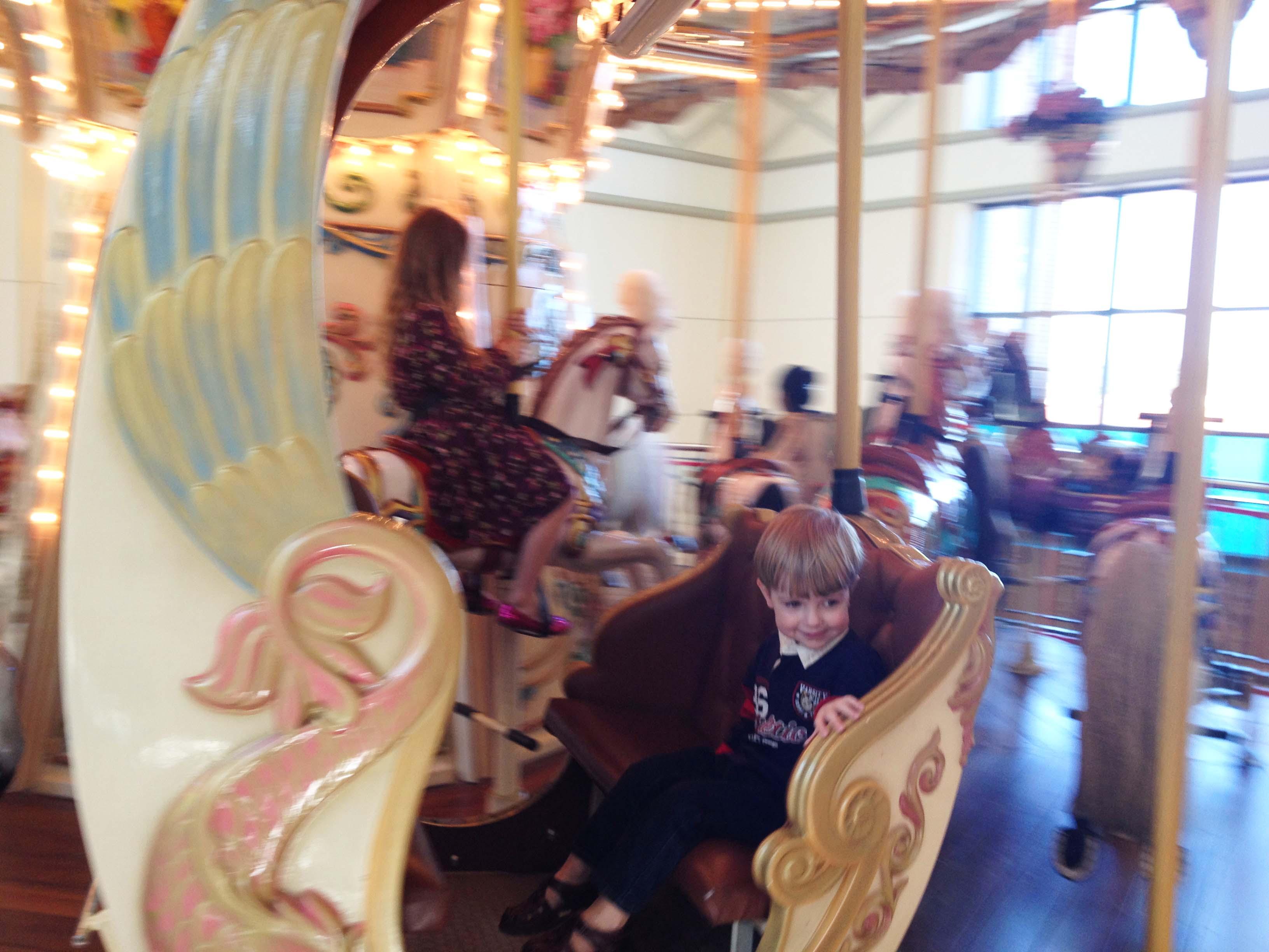 salty carousel