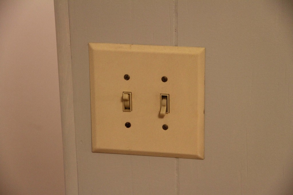 switch plate before