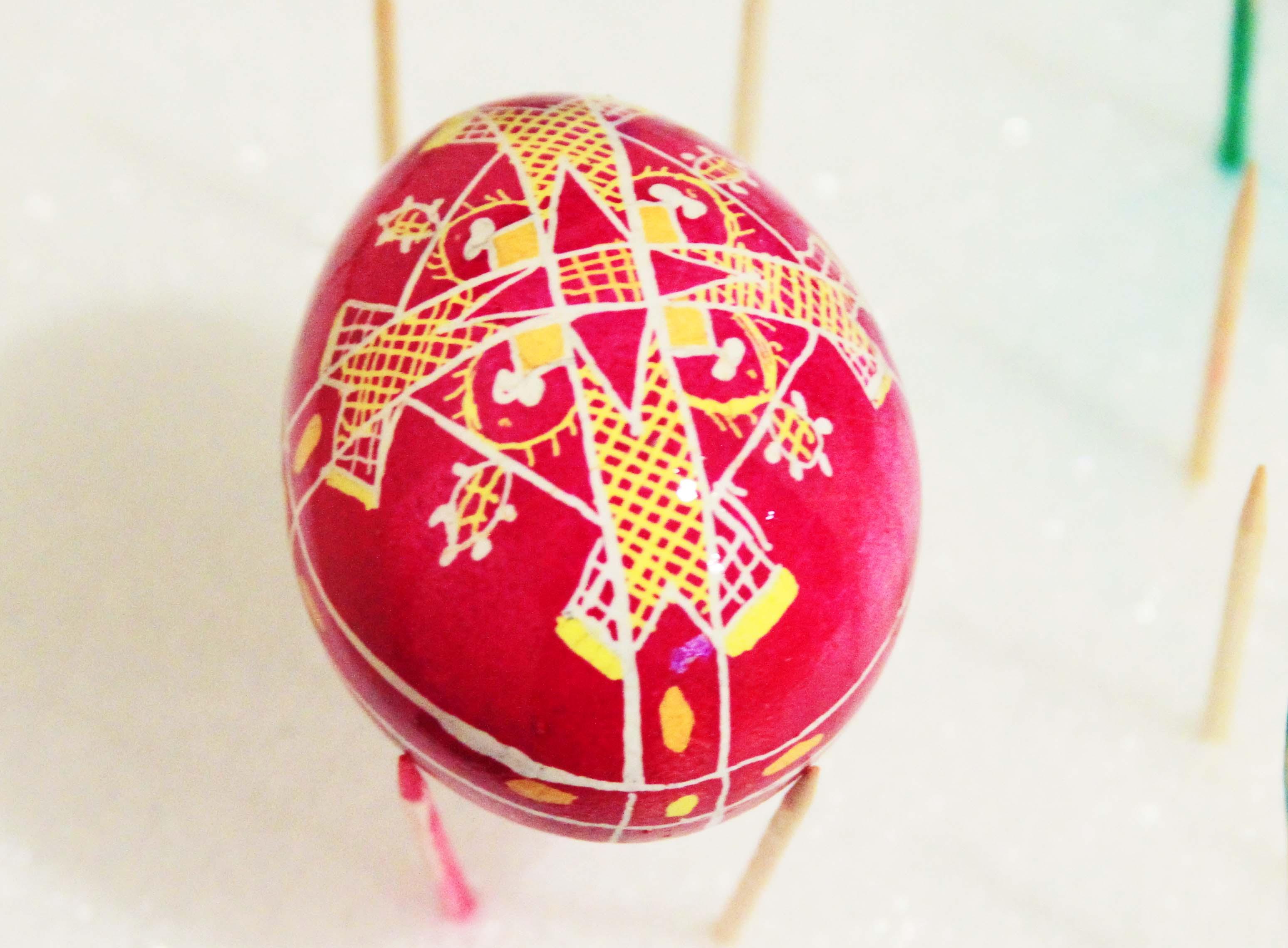 ukrainian egg 15