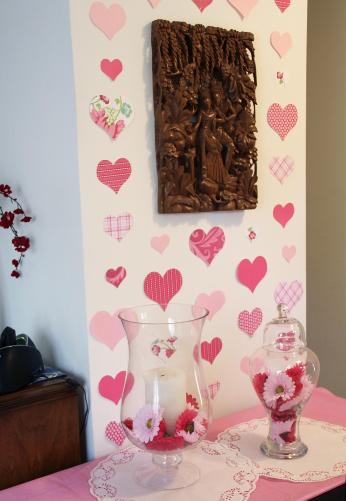 valentine decor 1