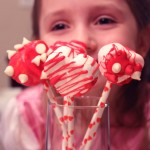 Valentine&#8217;s Marshmallow Pops